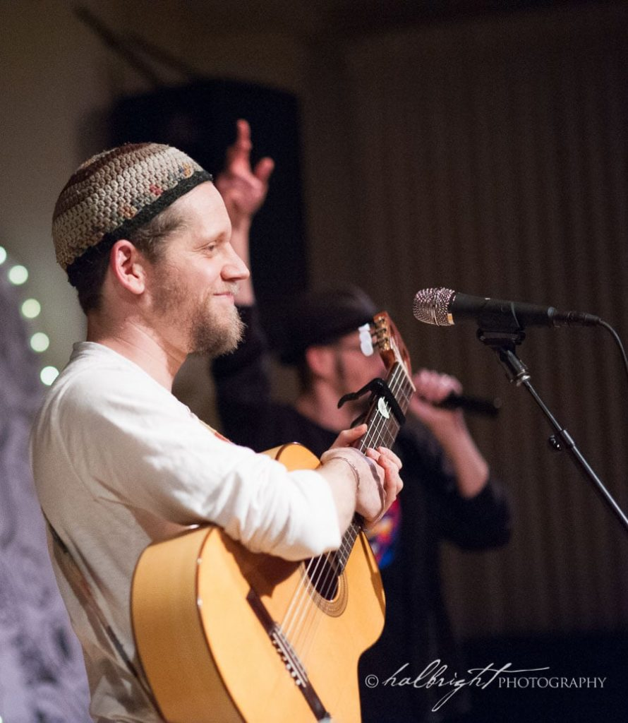 Shir Yaskov performs at the Berkeley JCC | Darshna - Berkeley - Jewish Community Center