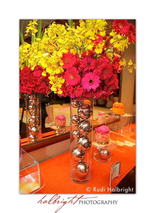 Beautiful decor - Bat Mitzvah at Lake Merced Golf Club - Lake Merced Golf Club