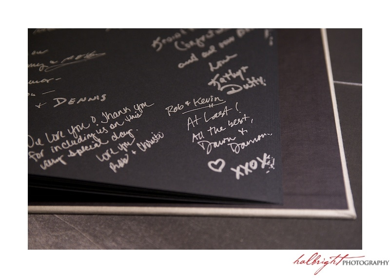 Wedding Signing Board for LGBT couple - San Francisco - Wedding