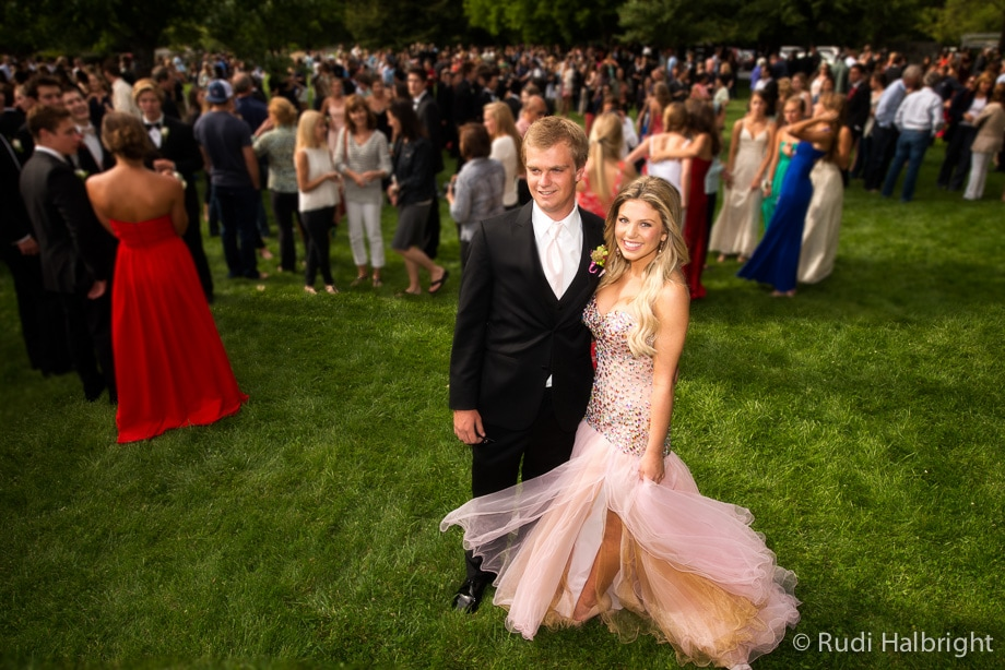 Darla and her date - Senior Portrait - Senior Ball - Orinda - Campolindo High School