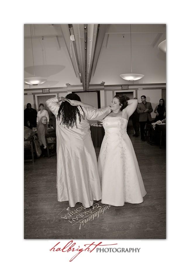 Wedding Ceremony - Joaquin Miller Park and Community Center - Oakland Wedding