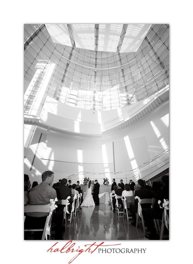 Wedding Ceremony - San Jose City Hall - Rotunda - Wedding Photography