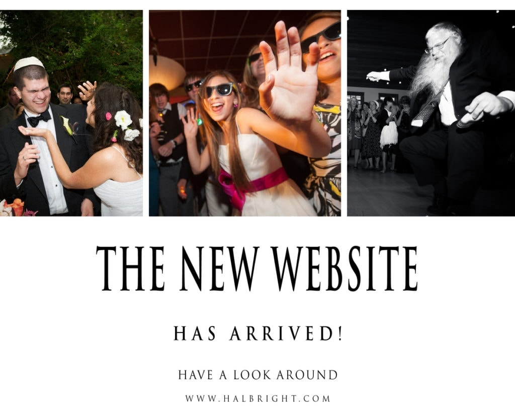 New Halbright Photography Website is Launched at https://www.halbright.com