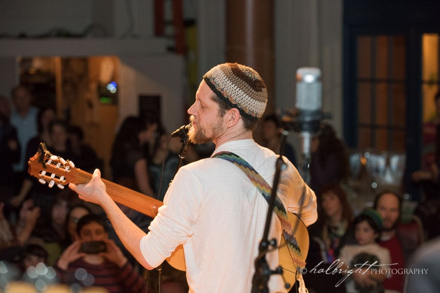 Darshan's Shir Yaakov performs at the JCC - Berkeley - East Bay JCC