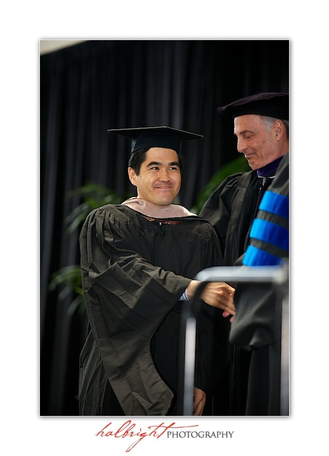 Presidio Graduate School - Graduation - Ryan Cabinte