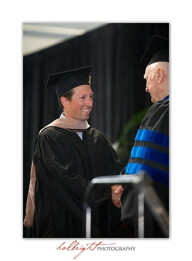 Presidio Graduate School - Graduation - Adan Feldman