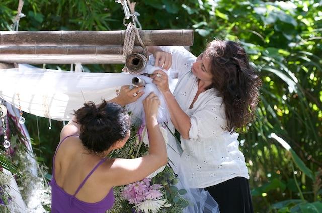 Mazel Tov, Jen and Alon! Wedding at Holly Farm - Carmel Valley Wedding 1