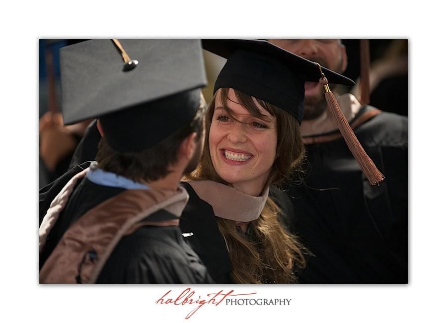 Presidio Graduate School - Graduation - Amanda Ravenhill