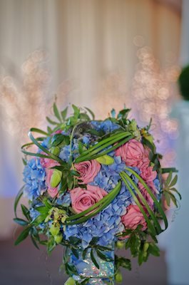 wedding centerpiece floral design - Branch Out FLoral and Event Design - ISES