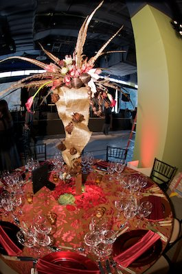 International Society of Event Specialists (ISES) Annual Gala Reve: A Nocturnal Fete at the San Francisco Metreon 1